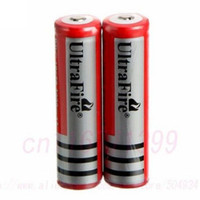 Camera Batteries Yes Lithium Free shipping+ 18650 Rechargeable Battery for LED flashlight torch digital camera laser pen battery