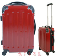 Wholesale Luggage Pull Rod Case Rolling new arrivals good quality ABS PC Lk2625 made in china