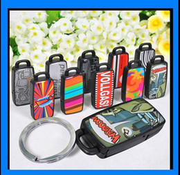 20pcs lot Electronic Whistle Key Finder with keychain