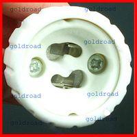 Wholesale Freeshipping E14 to GU LED Base Light Lamp Bulb Adapter Converter New