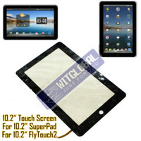 Wholesale Replacement Touch Screen Film For quot SuperPad Flytouch ePad Tablet