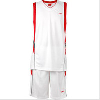 Cheap Basketball Jerseys 2012 Made in China CBA Jeyseys White-Red-Yellow color,mix order 1
