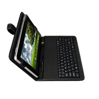 Wholesale Leather Case USB Keyboard Film Stylus For Acer Iconia Tab A500 Tablet