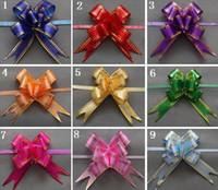 Wholesale gifts packing Packaging ribbons Ribbons cm decorate gift packing flower