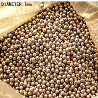 Wholesale one hundred Dia Diameter mm bearing balls Carbon steel ball bearings in stock