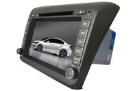 Wholesale Civic Car DVD For honda Car Radio Audio with GPS Car Electronic BT HD Touch Ipod can bus