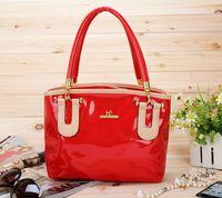 Jade Fox Handbags Women Tote Black Red Pink Bags PU High Qua...