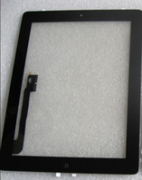 Wholesale For Pad rd Three Gen the New Pad digitizer touch panel glass screen