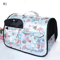 Wholesale Pet Supplies New Dogs Cat Pets Pet Bed Travel Carrier Tote Shoulder Bag S M L