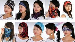 2017 women scarves dhl shipping Free Shipping by DHL 60pcs lot 2012 new Multi Seamless bandanas Multi Scarf Headwear Hair band women scarves dhl shipping promotion