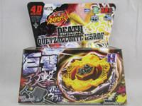 Wholesale New style Metal Fight Beyblade D BB119 H Death Quetzalcoatl RDF beyblades children kids gift toys
