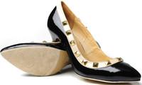 Women Red Slingbacks Osionce Womens Design High Heel Shoes Fashion Dress Shoe Heeled Pumps Black Top Grade Quality Cheap