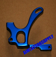 Wholesale New Design blue aluminium tattoo machine frame workblank FK style DIY tattoo gun supply