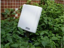 Панель направленной антенны Онлайн-Сигнал Король 8TN 2.4G USB WiFi антенна на открытом воздухе с направленными 20dbi плоских 150Mbps антенной панели,