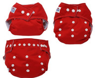 Wholesale Adjustable brand new clour baby Baby Cloth Diapers Babyland Inserts Babyland asdy