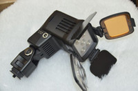 Wholesale LBPS900 EU US UK Charger Battery W Led Video Light Lamp for Camera DV Camcorder Lighting