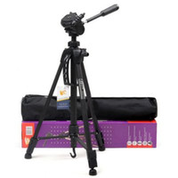 Wholesale best tripod quot inch WT3730 Flexible Portable Tripod Stand for Canon Nikon Camera Bag New