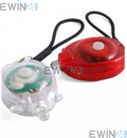 Wholesale in Mini LED Bicycle Bike Safety Flashing Light Lamp New High quality