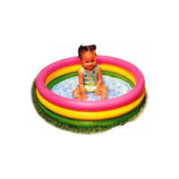 Wholesale kids inflatable pool children s inflatable swimming pool pvc pool INTEX