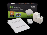 Wholesale New hot EDUP Mbps Business Portable Pocket Mini USB Wireless Router Repeter telephone Charging