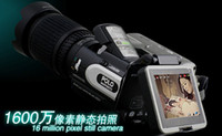 Wholesale 2 HD9100 Digital Vdeo Camera Camcorder DV P HD MP X Digital Zoom HD9100T Wide angle Lens