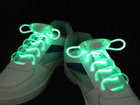 Wholesale hot selling th led shoelace fashion LED Shoelace