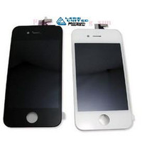 For iPhone Four G 4G full complete LCD with digitizer touch ...