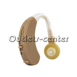 Wholesale Ear Sound Amplifier behind the ear F138 Brand new China Amplifier Deaf Hearing Aid HB107303