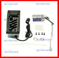 achat en gros de préampli de 7545r-Freeshipping Amplificateur de préampli de guitare acoustique de 4 bandes EQ 7545R Pickup