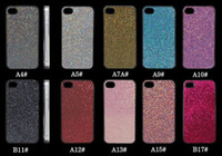 Yes bling cell phone case - Glitter Bling Bling Pearl Shining Rubber Hard Case for Apple iPhone S Back Cover for Cell Phone