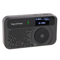 Wholesale Pocket Mini DAB FM Radio MP3 Recorder Alarm Clock DAB Radio