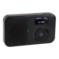 Wholesale Mini Pocket DAB Radio DAB FM Radio MP3 Recorder Alarm Clock