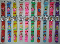 Wholesale Watches Winx Club D Children watch cartoons Quartz send Extra batteries