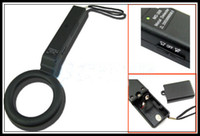 Wholesale Hand Held Security Metal Detector Scanner LED Indicator Light Weight Public Security