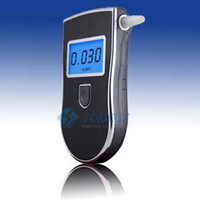Wholesale Driver Assistant Professional Digital LCD Breathalyzer Alcohol Tester Portable Alcohol Tester LCD