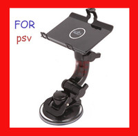 Wholesale hot selling cheapest Game Console Car Mount Bracket Stand Holder for PS Vita PSV do drop Shipping