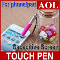 Wholesale RCapacitive Screen Stylus Pen For G Tablet PC Epad Apad Flytouch