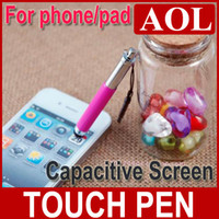 Wholesale RCapacitive Screen Stylus Pen For G Tablet PC Epad Apad Flytouch