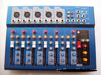 Wholesale Mixer small recording mixer F7 no family mixer small complete function