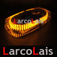 Wholesale 240 LED Car Auto Roof Flash Strobe Magnets Emergency EMS Light Shell Flashing Lights LED Amber