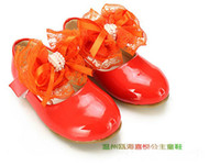 Wholesale 2012 new baby shoes children s shoes Korea candy color single women shoes princess shoes ffscwwq