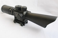 Wholesale M8 Rifle Scope Sight With Red Laser Mount