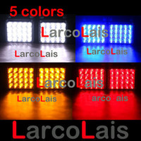 Wholesale 30pcs x20 LED Strobe Lights amp Fireman Flashing Police Emergency Grille Security Car Truck x
