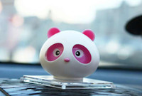 Wholesale Panda Car Air Freshener Car Perfume