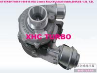 2004 KIA Cerato Rio,HYUNDAI Matrix Getz 1.5L GT15VNT/GT1544V GT1544V 740611-5001S Turbocharger for KIA Cerato Rio,HYUNDAI Matrix Getz,Engine:D4FA D4FB 1.5L 1.6L