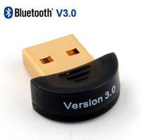 USB3. 0 Mini Bluetooth V3. 0 Wireless Dongle Adapter For Lapto...