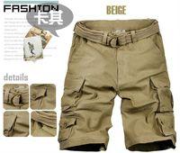 mens cargo pants - New Arrival Mens Classic Cotton Canvas Cargo Pants