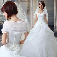 beautiful marriage gauze - Newest the Korean version newest Super beautiful marriage gauze princess Sweet sexy wedding dress