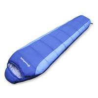 Wholesale 350g Mummy sleeping bag with for camping