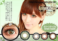 Wholesale 14 mm color contact lens pair EMS fast